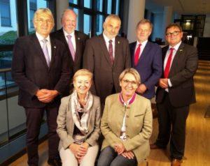 Bundestierärztekammer bestätigt Führungsriege